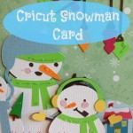 Snowman Card Using the Explore