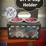 DIY K Cup Holder – Pattern and Instructions