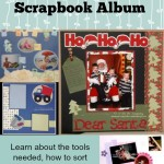 How to Make a Scrapbook Album