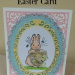 Penny Black Easter Card