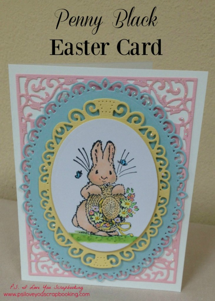 Penny Black Easter Card
