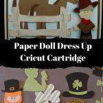 Paper Doll Dress Up Cricut Cartridge Review