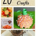 20 Awesome Fall Paper Crafts To Make Today!
