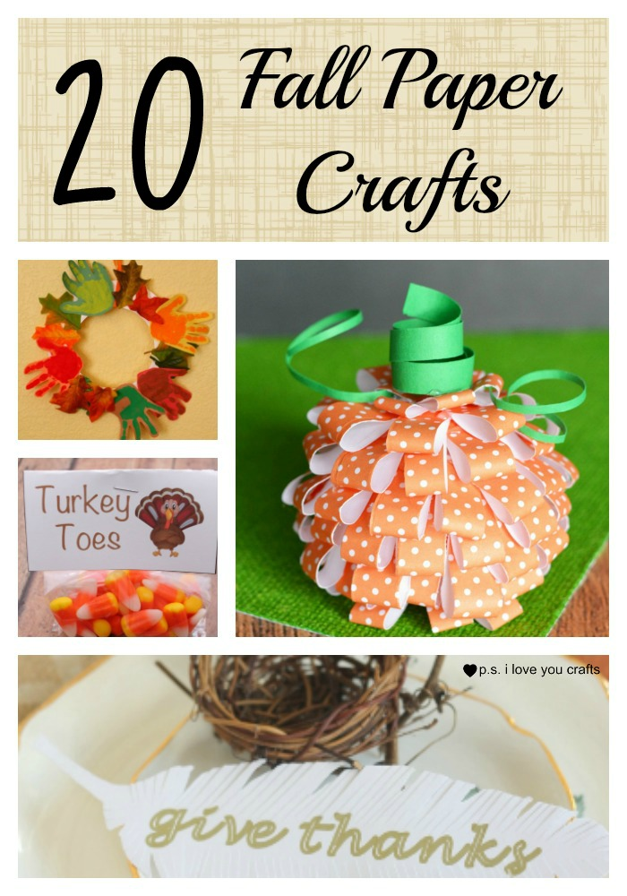 fall-paper-crafts-pinterest