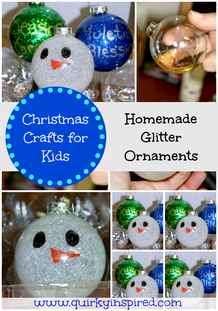 65 Handmade Christmas Ornaments To Make This Weekend P S