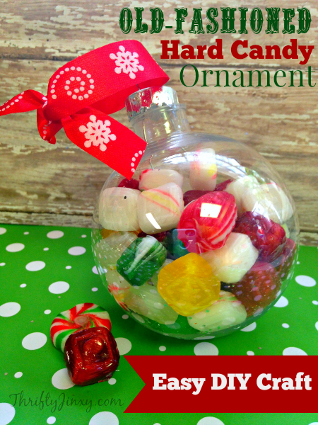 Handmade christmas ornaments to make this weekend p s