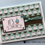 Simply Stamps Birthday Card