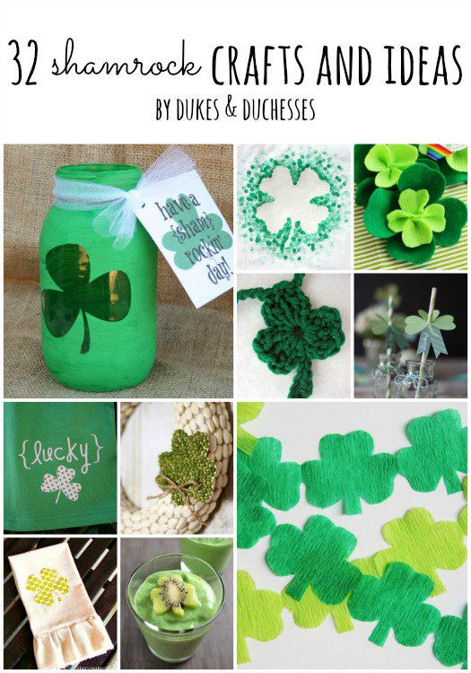 How To Make A St Patricks Day Wreath