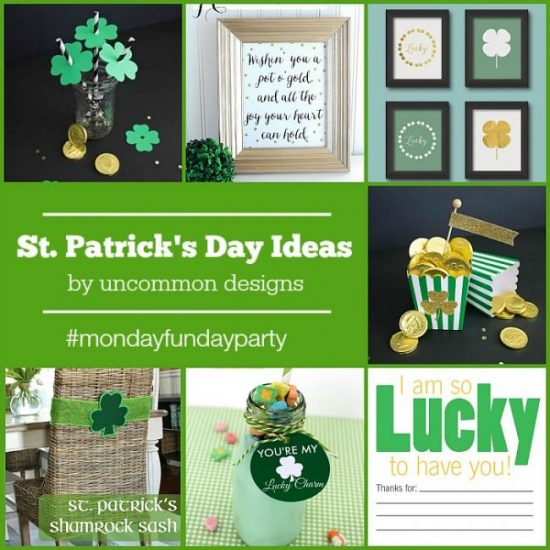 St patrick 39 s day paper crafts p s i love you crafts for St patricks day decorations for the home