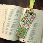 Make a Personalized Bookmark with Simply Stamps