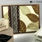 Easy Sympathy Card To Make with Simply Stamps