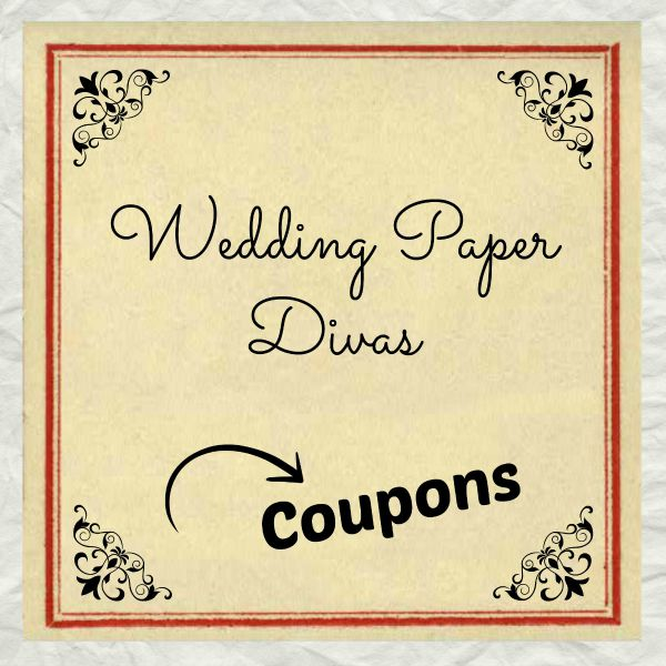 Wedding Paper Divas Coupon Code Coupons