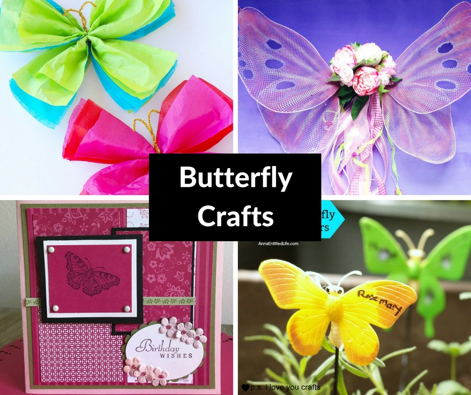 i love you craft ideas butterfly craft ideas for and adults p s i 6813
